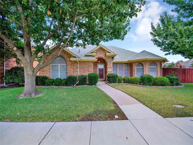 3219 Orchid Drive, Mckinney, TX 75070 (MLS #14164989) :: Tenesha Lusk Realty Group