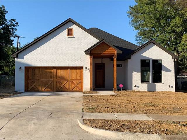 2221 Dugald Place, Dallas, TX 75216 (MLS #14164991) :: The Hornburg Real Estate Group