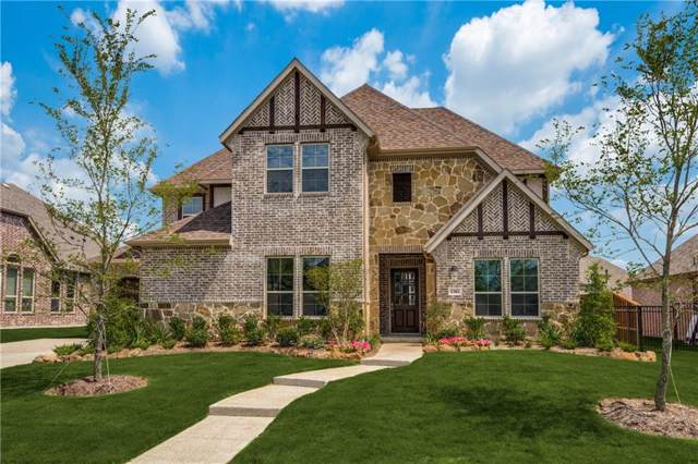 1301 Circle J Trail, Prosper, TX 75078 (MLS #14164998) :: Real Estate By Design