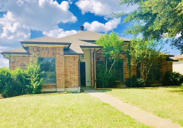 929 Creekview Drive, Mesquite, TX 75181 (MLS #14165002) :: The Heyl Group at Keller Williams