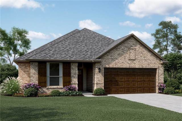521 Vawter Drive, Van Alstyne, TX 75495 (MLS #14165003) :: The Heyl Group at Keller Williams