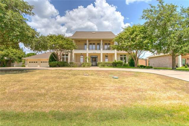 710 Aqua Vista Drive, Granbury, TX 76049 (MLS #14165009) :: The Heyl Group at Keller Williams
