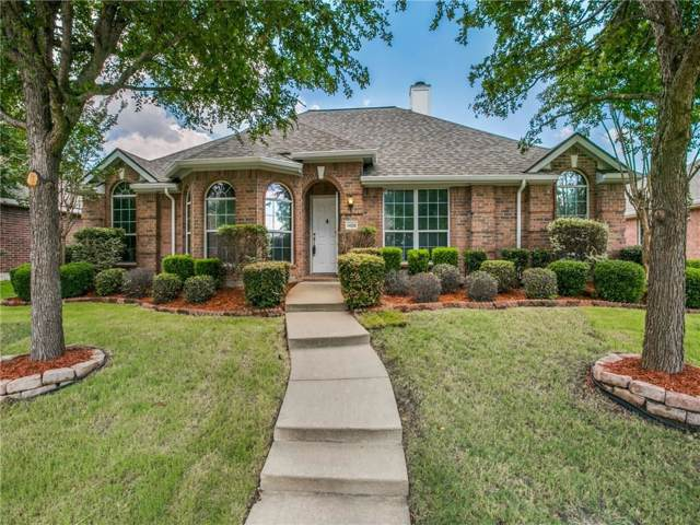 1408 Greenwich Drive, Allen, TX 75013 (MLS #14165016) :: Vibrant Real Estate