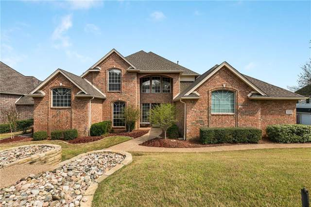 640 Timbercrest Circle, Highland Village, TX 75077 (MLS #14165029) :: The Hornburg Real Estate Group