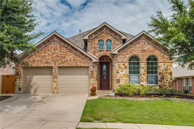 800 Max Drive, Mckinney, TX 75069 (MLS #14165050) :: Kimberly Davis & Associates