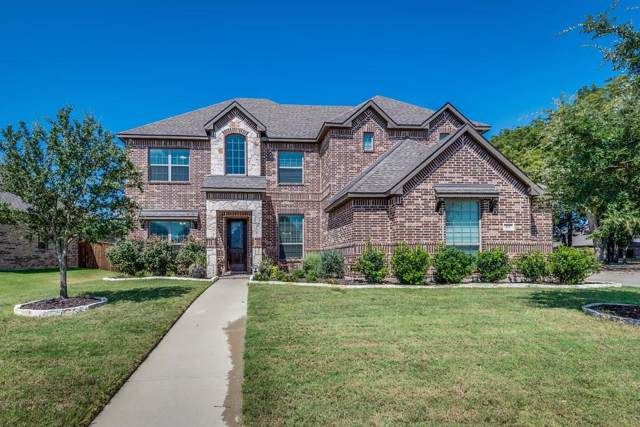401 Whispering Willow Drive, Midlothian, TX 76065 (MLS #14165052) :: Tenesha Lusk Realty Group