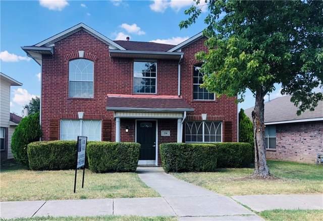 230 High Pointe Lane, Cedar Hill, TX 75104 (MLS #14165080) :: The Heyl Group at Keller Williams