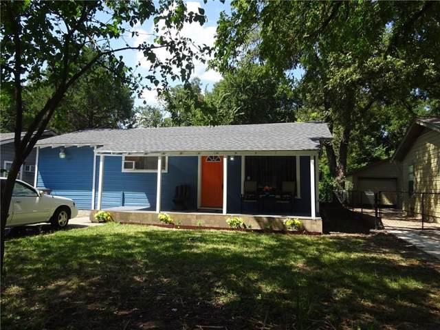 8735 Wadlington Avenue, Dallas, TX 75217 (MLS #14165093) :: The Rhodes Team