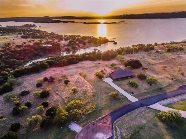 1086 S Clear Cove Court, Possum Kingdom Lake, TX 76449 (MLS #14165113) :: All Cities Realty