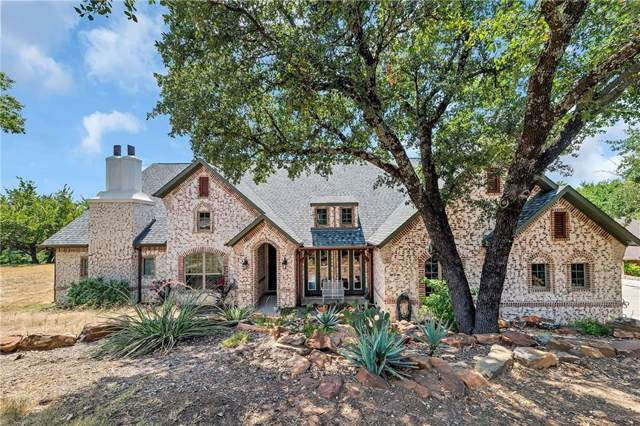 206 Creek Side Drive, Aledo, TX 76008 (MLS #14165129) :: Team Tiller