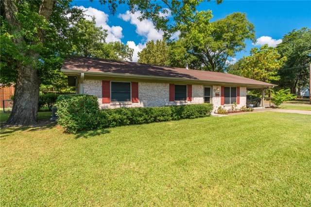 500 SE 9th Street, Cooper, TX 75432 (MLS #14165141) :: The Mitchell Group