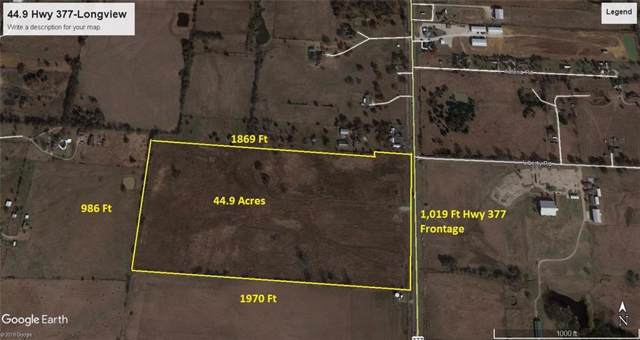 TBD Us 377, Aubrey, TX 76227 (MLS #14165161) :: RE/MAX Landmark