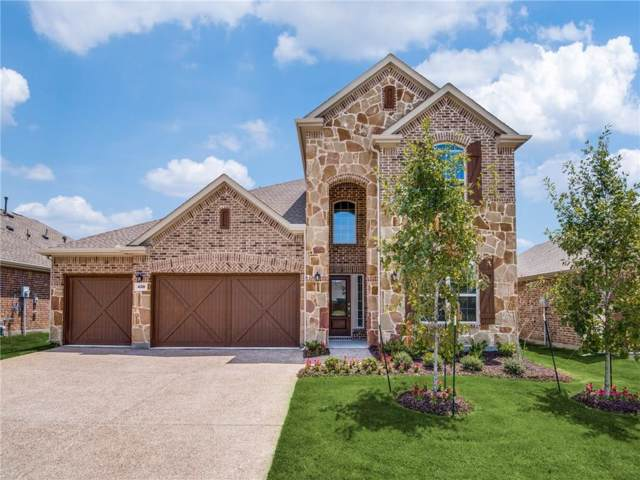 4318 Cibolo Creek Trail, Celina, TX 75078 (MLS #14165167) :: Ann Carr Real Estate