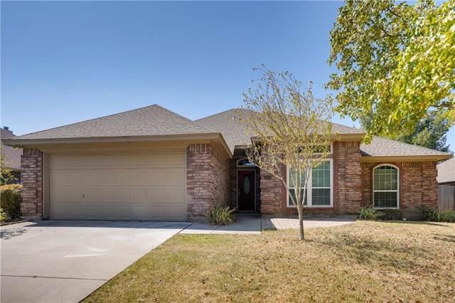 1100 Acorn Lane, Burleson, TX 76028 (MLS #14165179) :: The Mitchell Group