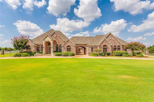 1836 Fairway Bend Drive, Haslet, TX 76052 (MLS #14165188) :: The Chad Smith Team
