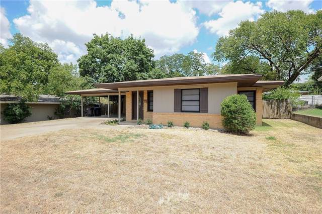 7712 Ewing Avenue, Fort Worth, TX 76116 (MLS #14165201) :: The Real Estate Station