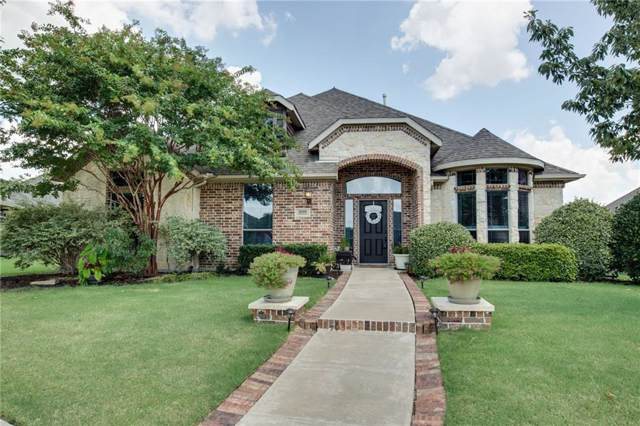 1008 Colonial Drive, Royse City, TX 75189 (MLS #14165205) :: Vibrant Real Estate