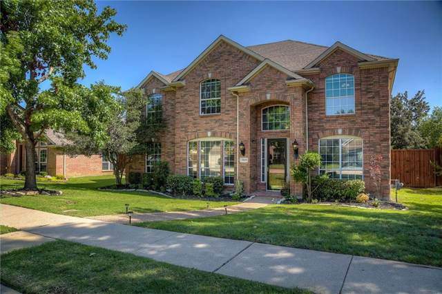 2809 Vista View Drive, Lewisville, TX 75067 (MLS #14165213) :: The Mitchell Group