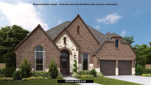 2760 Meadowbrook Boulevard, Prosper, TX 75078 (MLS #14165219) :: Ann Carr Real Estate