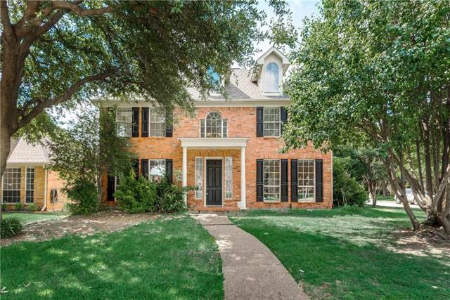 1436 Honey Locust Drive, Plano, TX 75023 (MLS #14165221) :: The Good Home Team