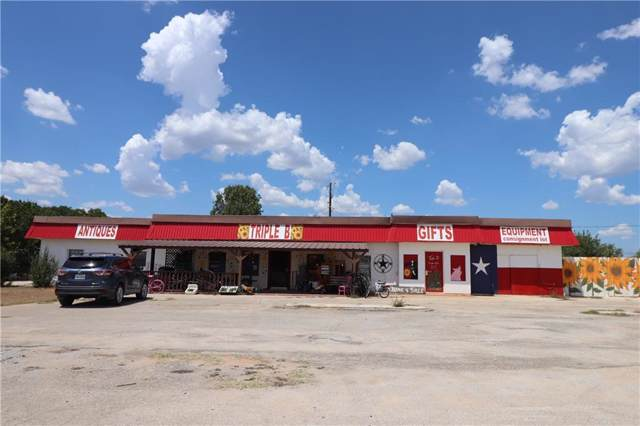 1002 E Hall Street, Bangs, TX 76823 (MLS #14165256) :: All Cities USA Realty
