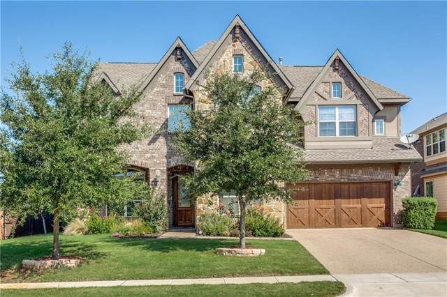 201 Cedar Rock Court, Mansfield, TX 76063 (MLS #14165266) :: Tenesha Lusk Realty Group