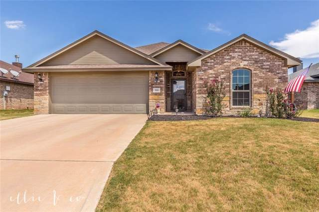3101 Paul Street, Abilene, TX 79606 (MLS #14165269) :: The Good Home Team