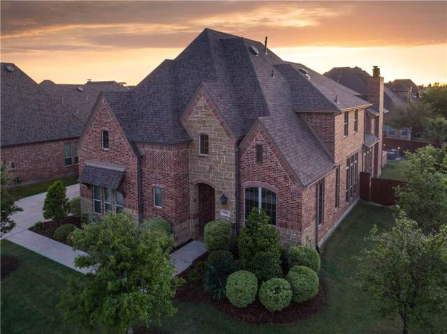 7628 Blackburn, The Colony, TX 75056 (MLS #14165274) :: RE/MAX Town & Country