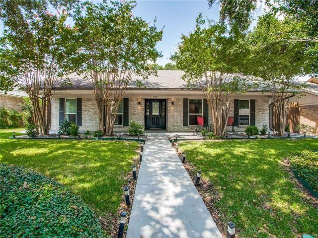 7705 El Pastel Drive, Dallas, TX 75248 (MLS #14165286) :: Robinson Clay Team