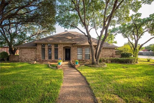 1600 Silverleaf Drive, Carrollton, TX 75007 (MLS #14165310) :: Tenesha Lusk Realty Group