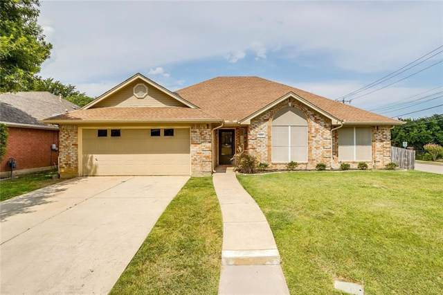 2100 Field Lane, Mansfield, TX 76063 (MLS #14165313) :: Tenesha Lusk Realty Group