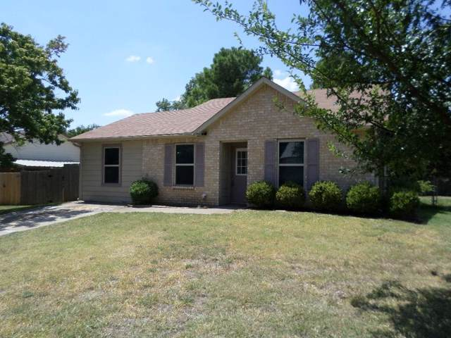 845 Pine Mountain Drive, Burleson, TX 76028 (MLS #14165319) :: The Hornburg Real Estate Group