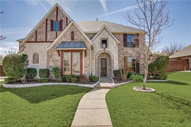 232 High Point Drive, Murphy, TX 75094 (MLS #14165333) :: The Mitchell Group