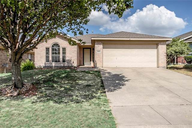 2432 Concina Way, Fort Worth, TX 76108 (MLS #14165334) :: Team Hodnett
