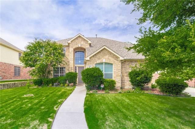 4126 Amhurst Drive, Highland Village, TX 75077 (MLS #14165338) :: The Tierny Jordan Network