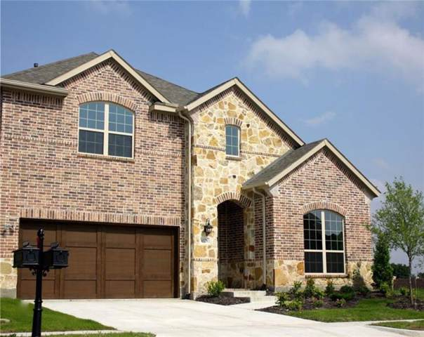 4328 Falcon Lane, Carrollton, TX 75010 (MLS #14165340) :: Tenesha Lusk Realty Group