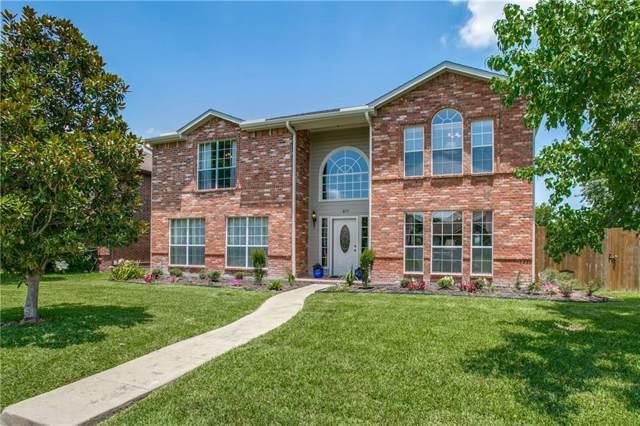 815 Heatherwood Drive L, Wylie, TX 75098 (MLS #14165347) :: Tenesha Lusk Realty Group