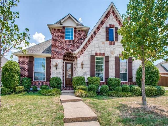 5610 Burlwood Estates Drive, Sachse, TX 75048 (MLS #14165348) :: The Rhodes Team