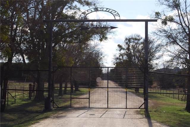 1297 Pr 2120 Road, Meridian, TX 76665 (MLS #14165374) :: The Heyl Group at Keller Williams