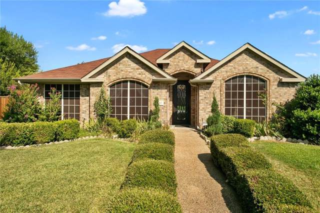 2907 Madison Court, Richardson, TX 75082 (MLS #14165380) :: Tanika Donnell Realty Group