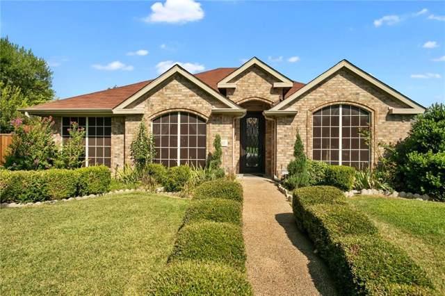 2907 Madison Court, Richardson, TX 75082 (MLS #14165380) :: The Good Home Team