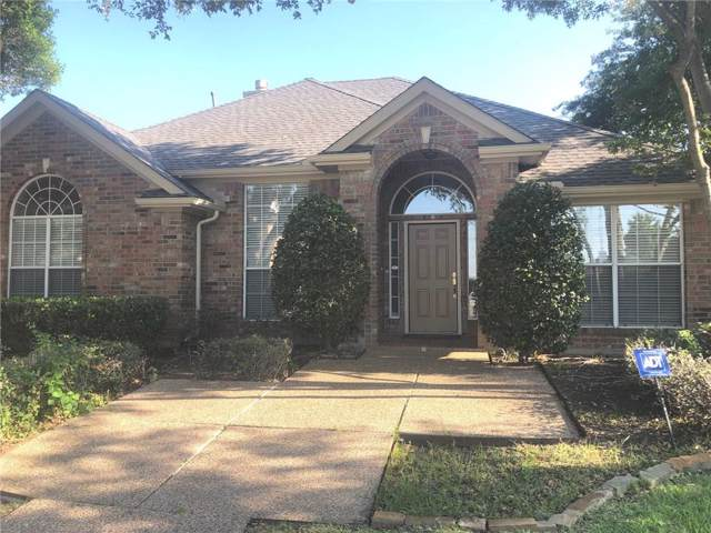 4520 Crown Ridge Drive, Plano, TX 75024 (MLS #14165390) :: Tenesha Lusk Realty Group