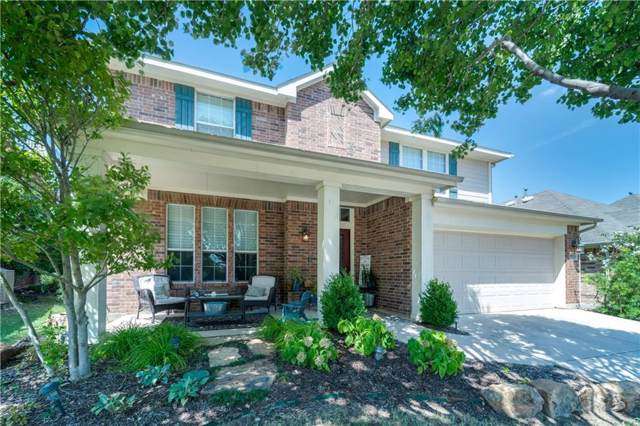 3933 Sunnygate Drive, Fort Worth, TX 76262 (MLS #14165396) :: Real Estate By Design