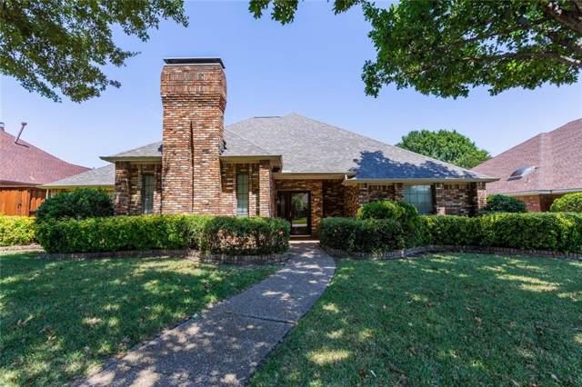 915 Spring Brook Drive, Allen, TX 75002 (MLS #14165423) :: Kimberly Davis & Associates