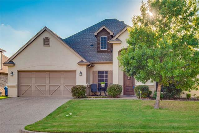 103 Chateau, Aledo, TX 76008 (MLS #14165425) :: Team Tiller