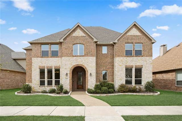 612 Four Stones Boulevard, Lewisville, TX 75056 (MLS #14165434) :: Hargrove Realty Group