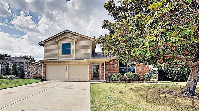 6101 Grayson Court, Watauga, TX 76148 (MLS #14165452) :: All Cities Realty