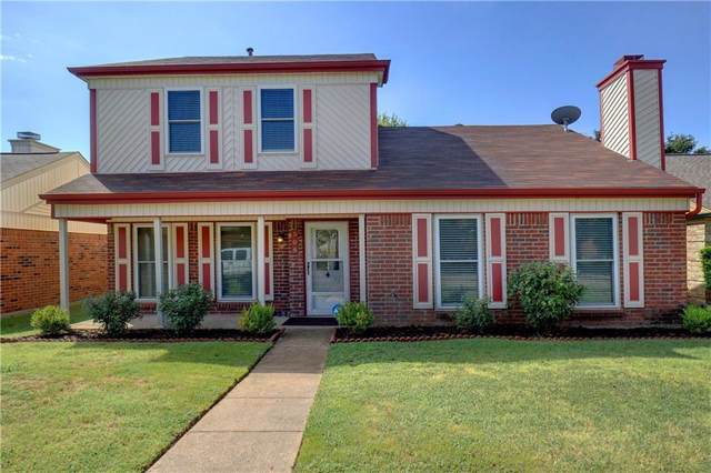 305 Chapman Street, Cedar Hill, TX 75104 (MLS #14165453) :: The Heyl Group at Keller Williams
