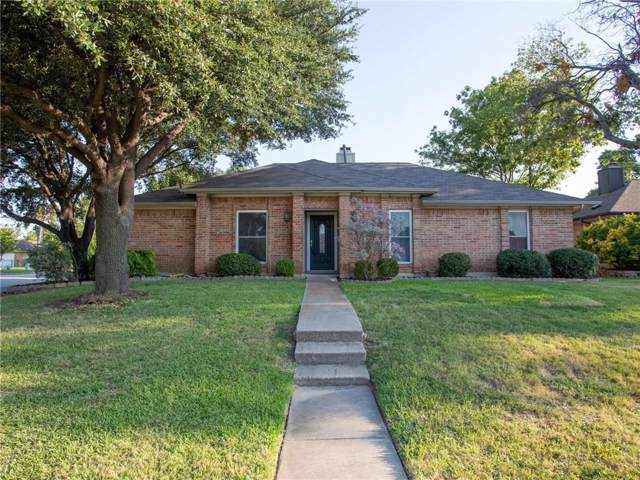 1701 Mayflower Drive, Carrollton, TX 75007 (MLS #14165454) :: NewHomePrograms.com LLC