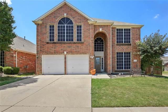 13300 Vista Glen Lane, Fort Worth, TX 76040 (MLS #14165457) :: Team Tiller
